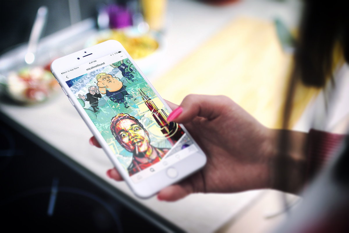 Combining Art, Tech, and Pop Culture to Thrive in a Social ...