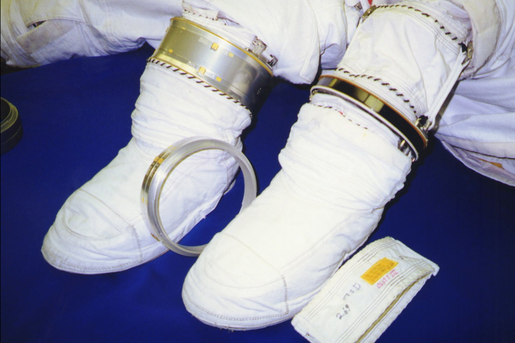 MIT is developing vibrating space boots that warn ...