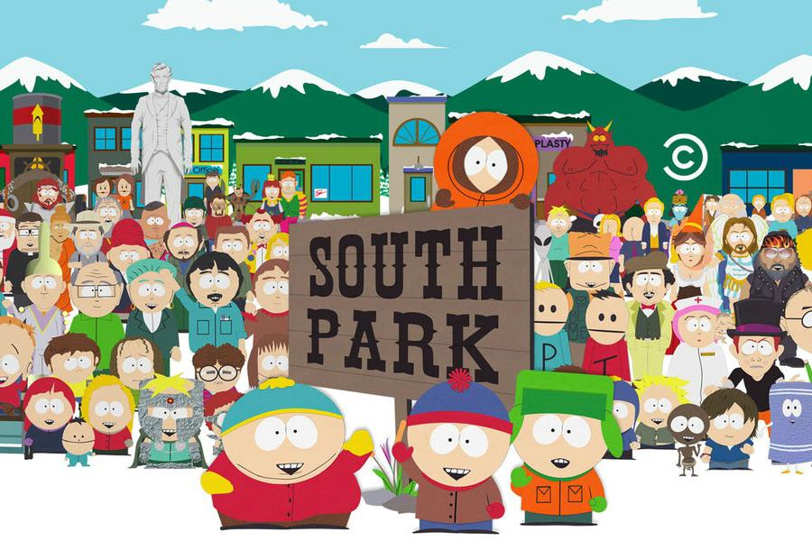 South Park Stream Kinox