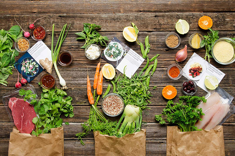 Sun Basket Organic Meal Delivery Service Will Soon Reach