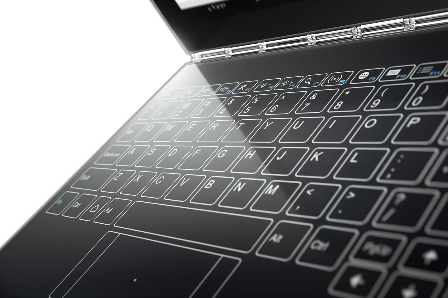 Lenovo S Touch Keyboard Tablet Combo The Yoga Book Now
