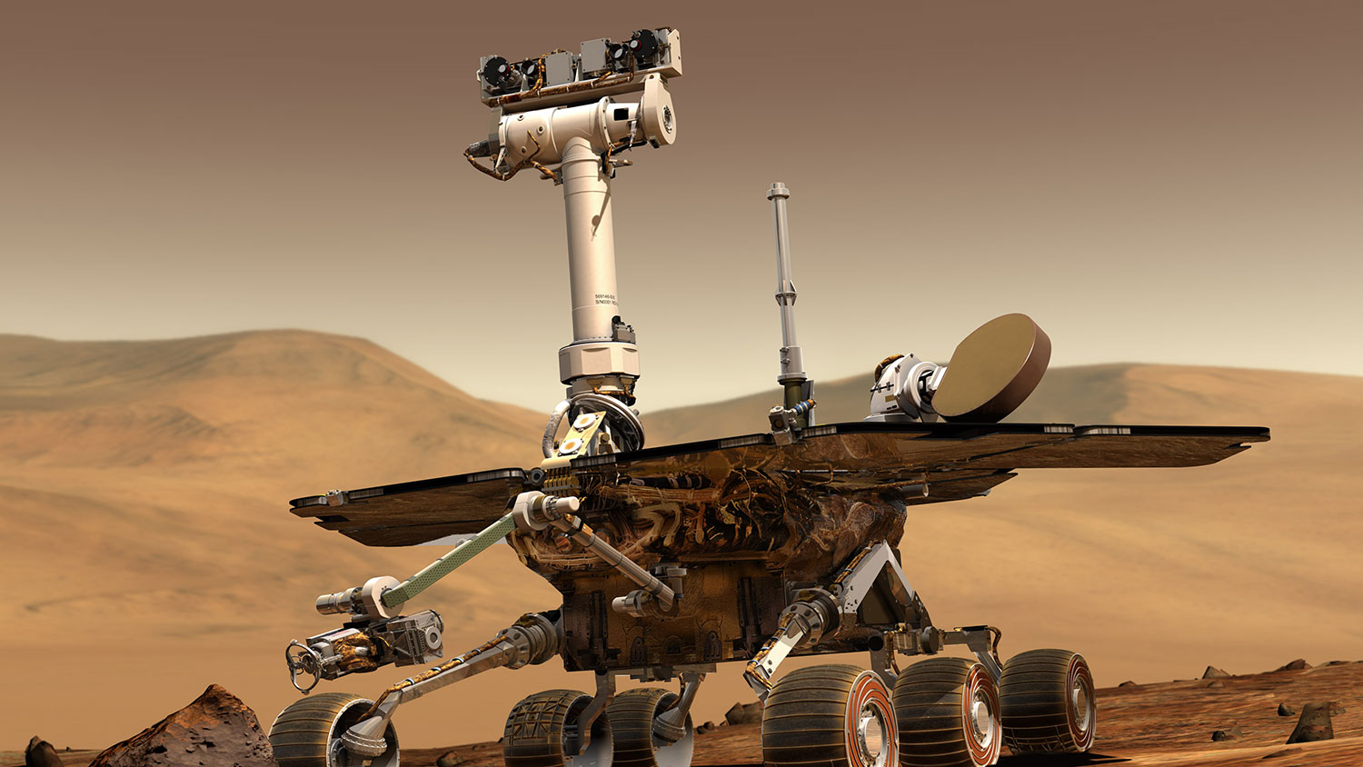 NASA releases Mars rover game for Curiosity anniversary | Digital Trends