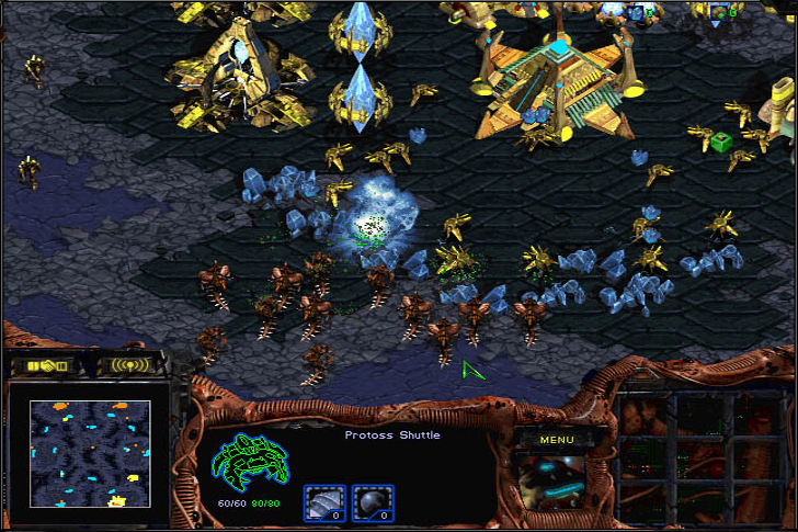 Rejoice, Gamers! You Can Now Download The Original 'StarCraft' For Free