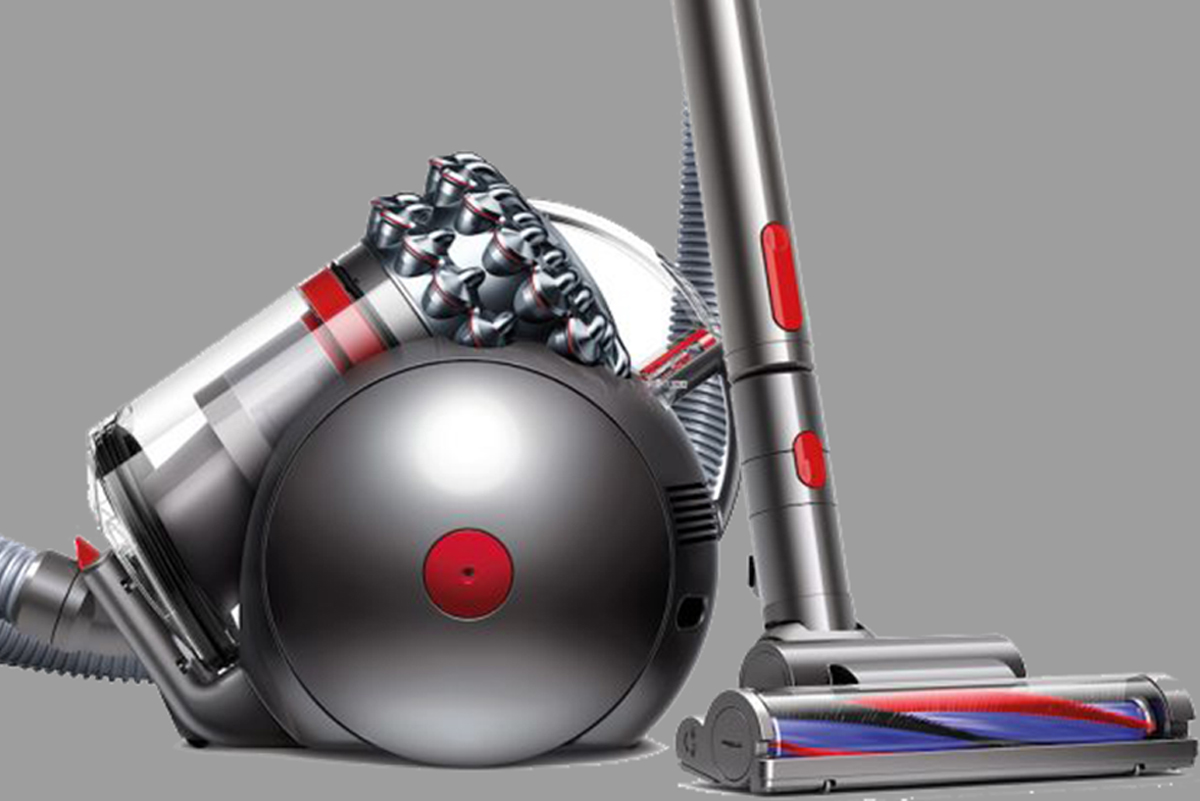 dyson cinetic big ball automatically rights itself if it topples. Black Bedroom Furniture Sets. Home Design Ideas