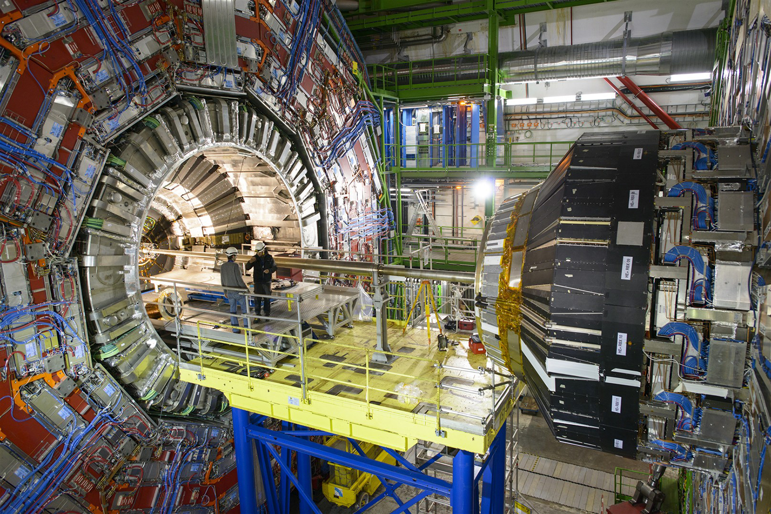 Could UFO sighting be sign Large Hadron Collider has created portal to other dimension?