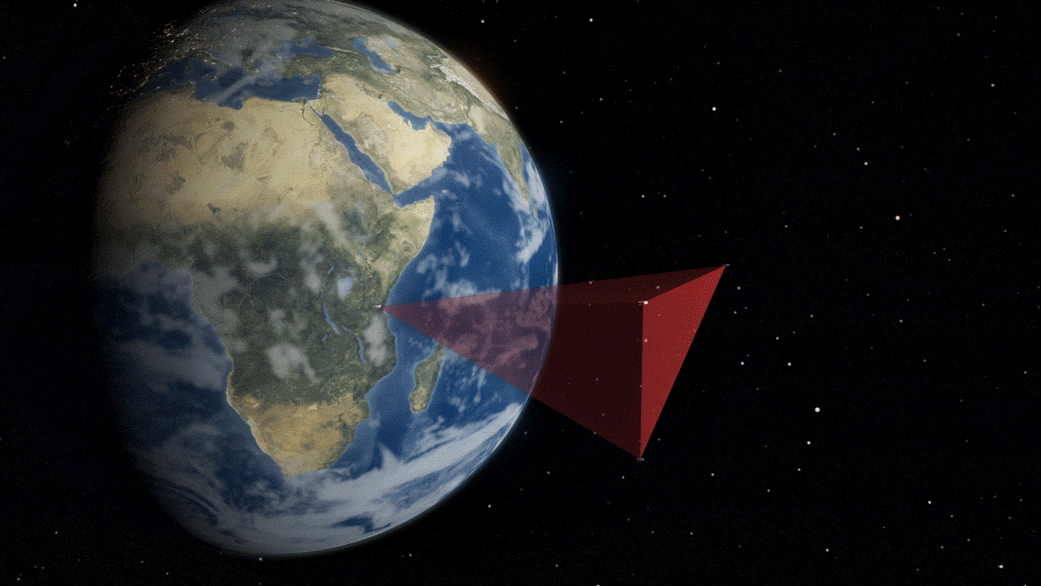 NASA breaks formation flying space record with ...