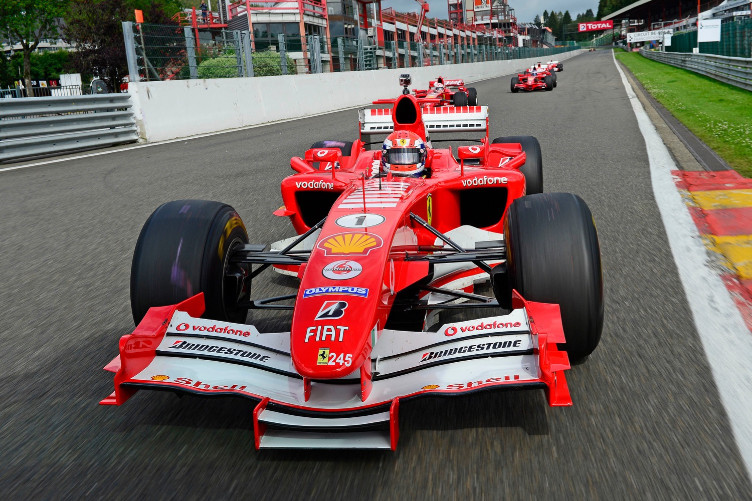 ferrari may stop selling retired formula one cars to customers. Black Bedroom Furniture Sets. Home Design Ideas