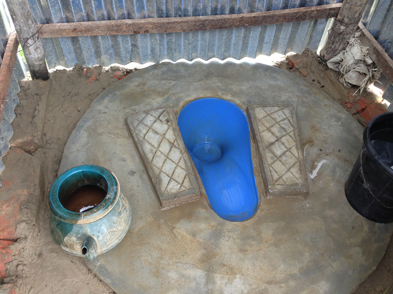 Low Cost Toilets Built To Serve 2 5 Billion People Who