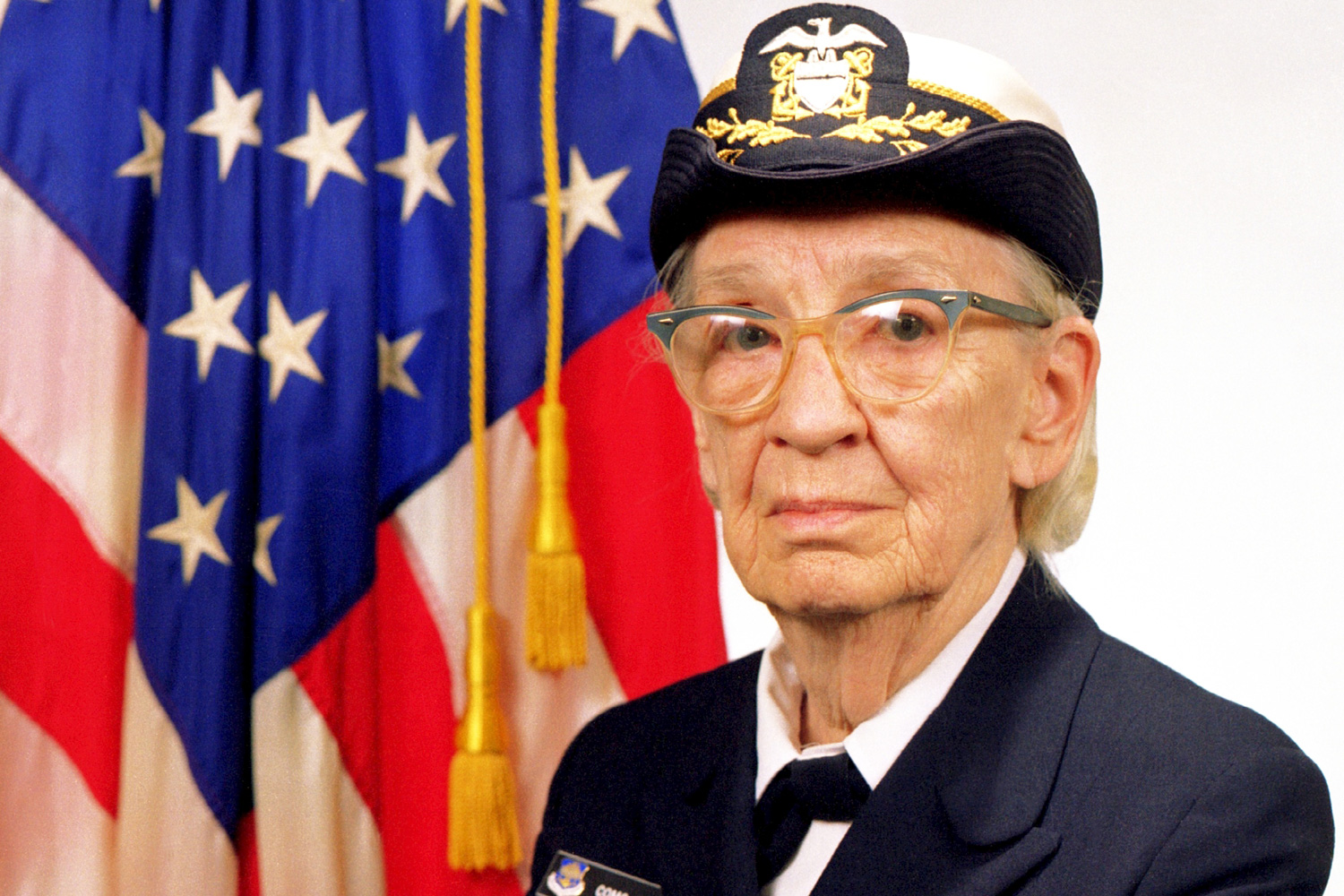 Grace Hopper: The U.S. Navy Rear Admiral that invented the ...
