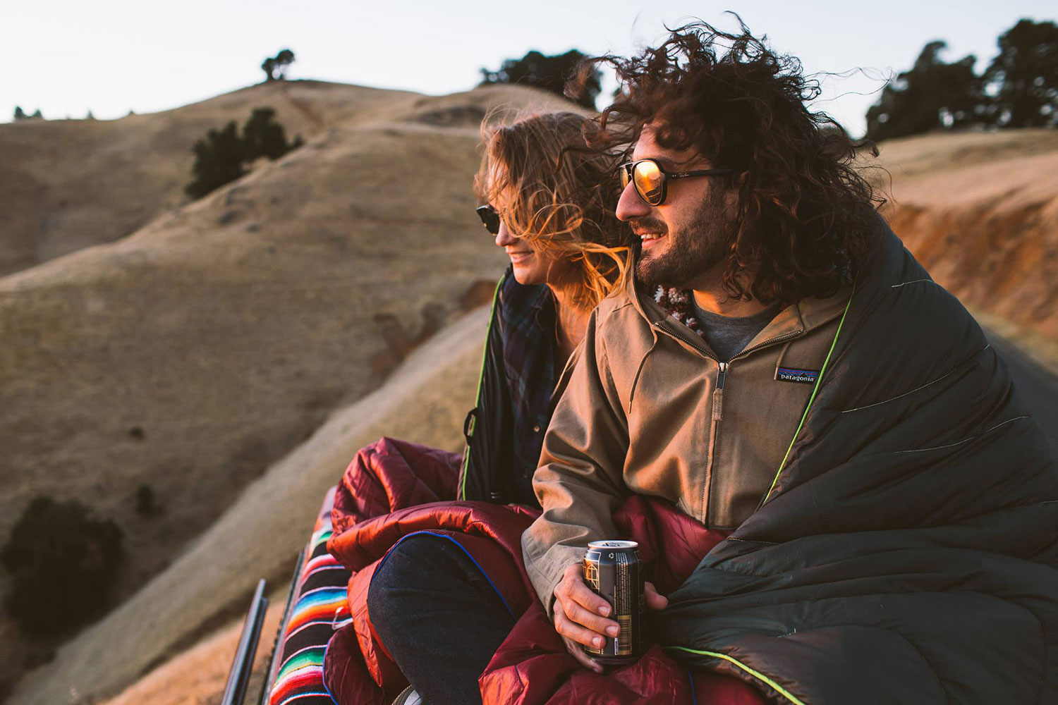 Stay Warm In The Wild With Rumpl S Portable Electric Blanket