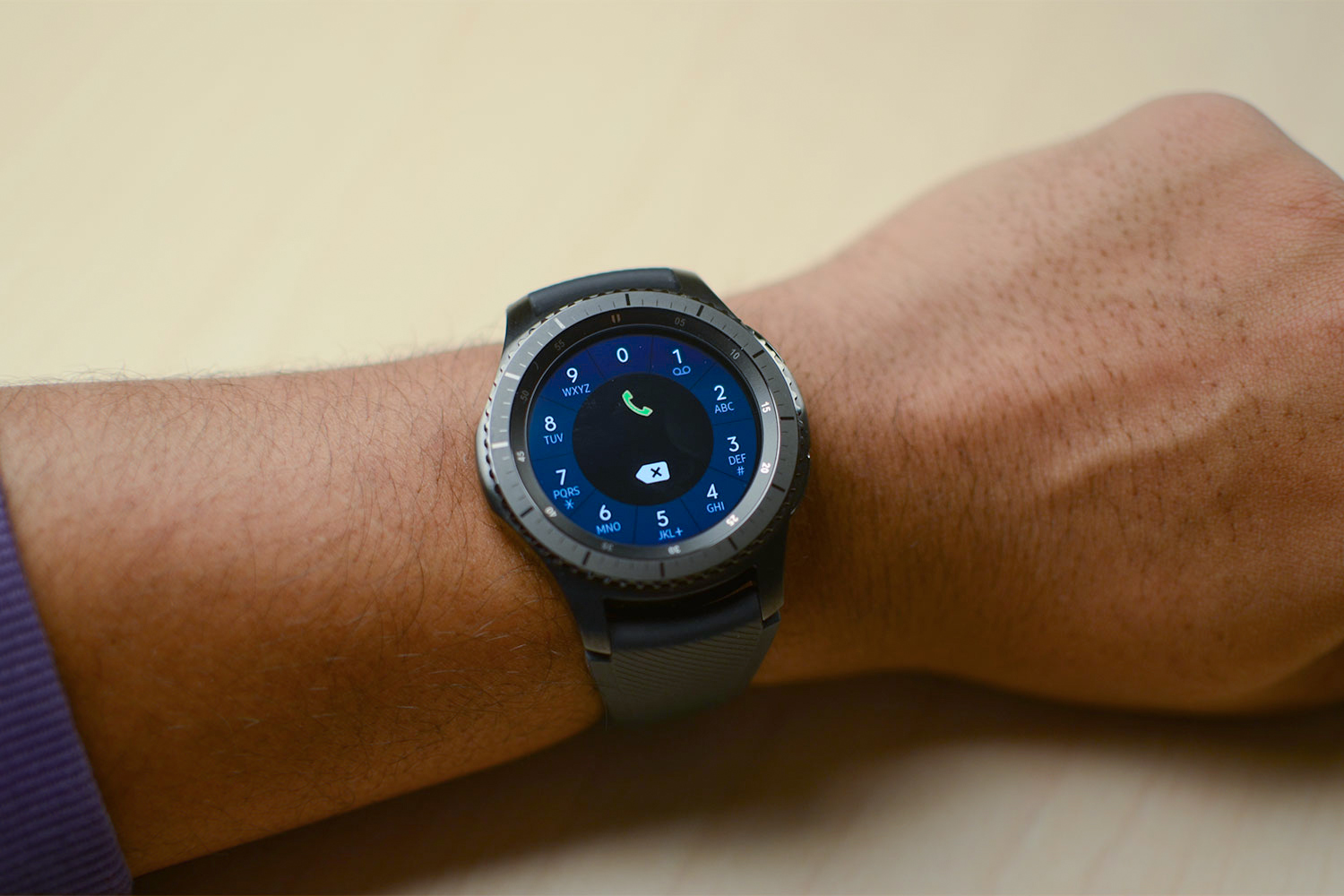 Samsung Gear S3 Review: A Great Watch for Android Owners | Digital Trends