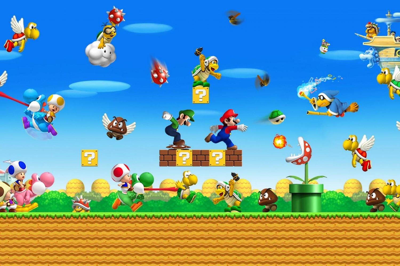 Super Mario Android