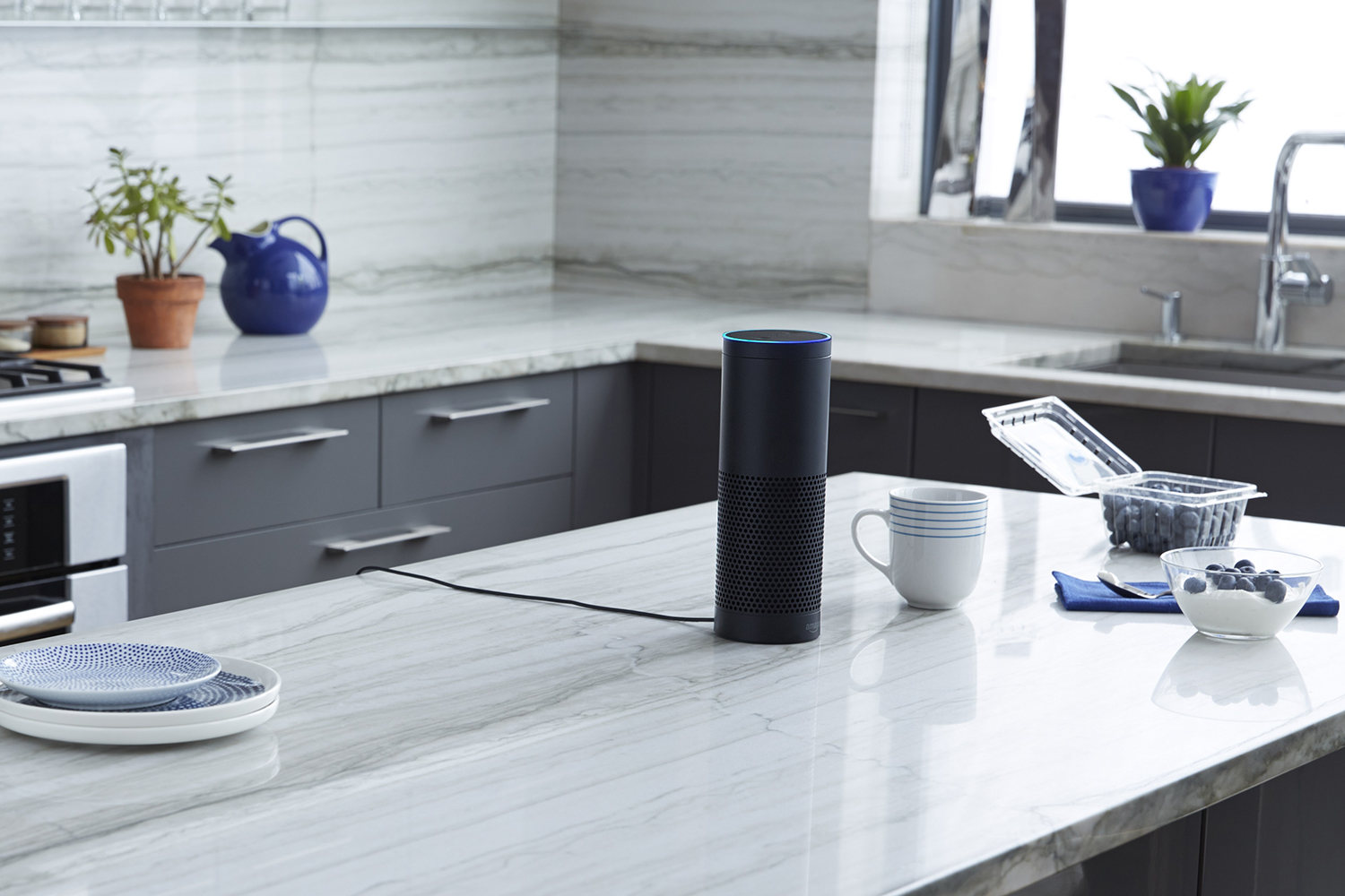 Alexa Smart Home Kitchen