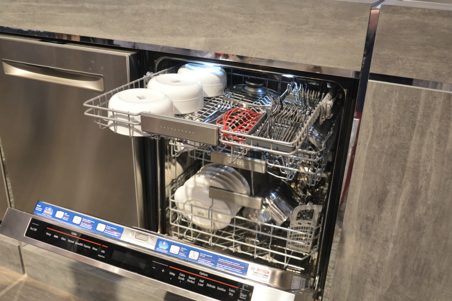 Recall Of More Than 663 000 Dishwashers For Fire Risk