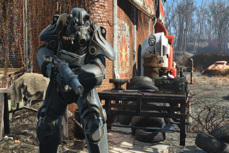 Bethesda revamps 'Fallout 4' via high-res PC textures ...