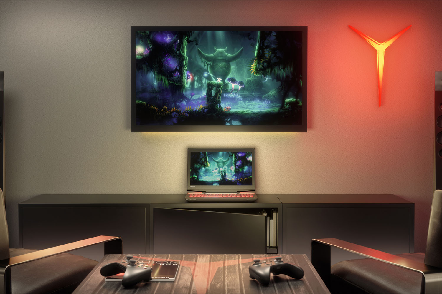 Lenovo Unleashes Its Legion On Gamers With New Nvidia