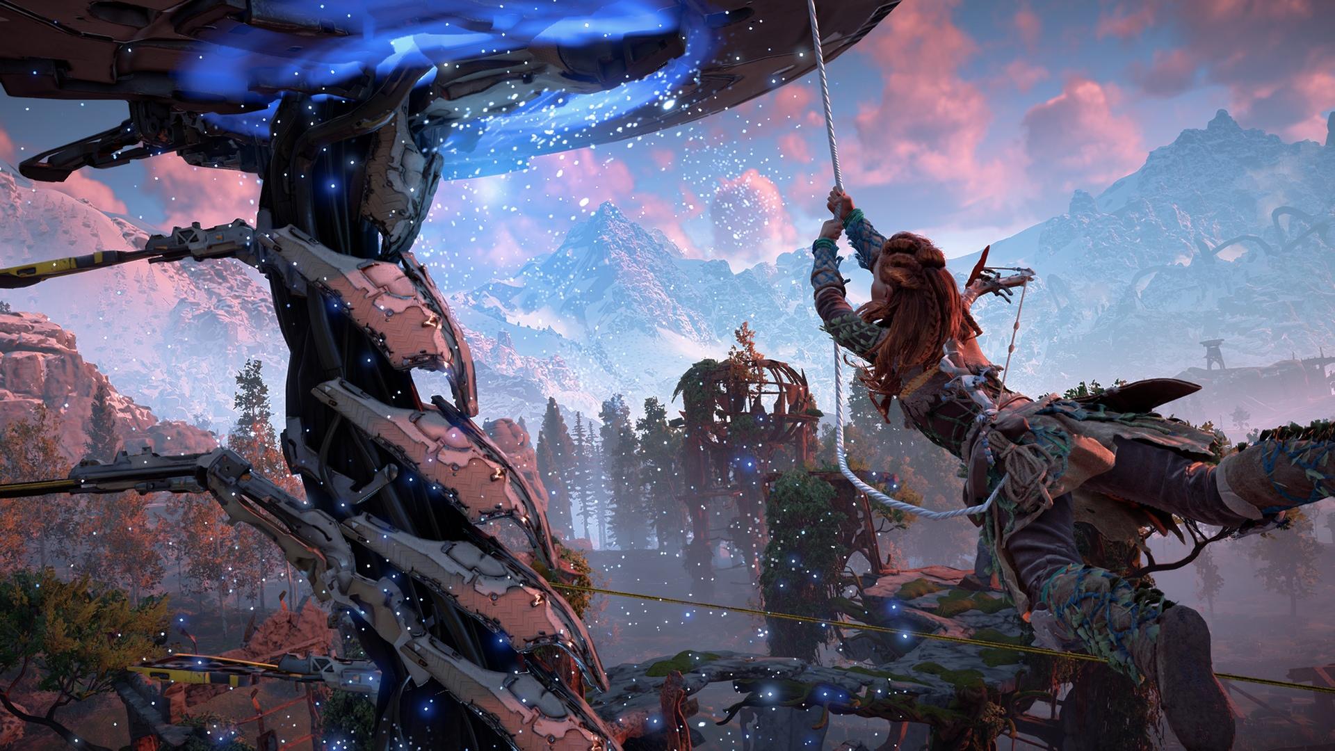 Horizon Zero Dawn Box Art: Hypothetical 'Horizon: Zero Dawn' Sequel Could Feature