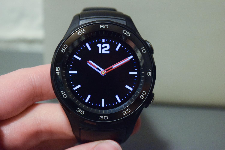 Huawei Watch 2 Sport vs. LG Watch Sport | Spec Comparison | Digital Trends