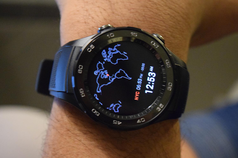 Huawei Watch 2 Sport Vs Huawei Watch 2 Classic Spec