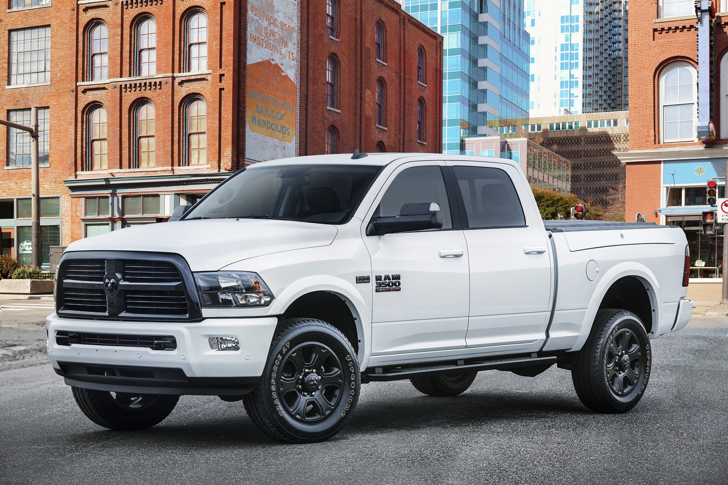 Chicago Auto Show Dates >> Blackout: Ram 2500 and 3500 Night editions debut at the ...