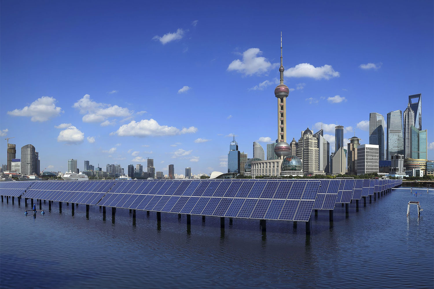 China Is Now The World S Largest Solar Power Producer