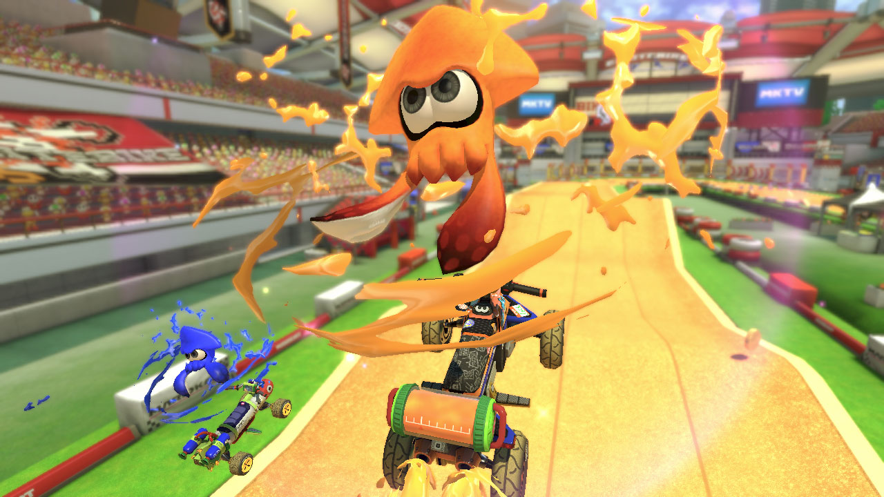 mario kart 8 deluxe patch fixes online bugs and balancing issues. Black Bedroom Furniture Sets. Home Design Ideas