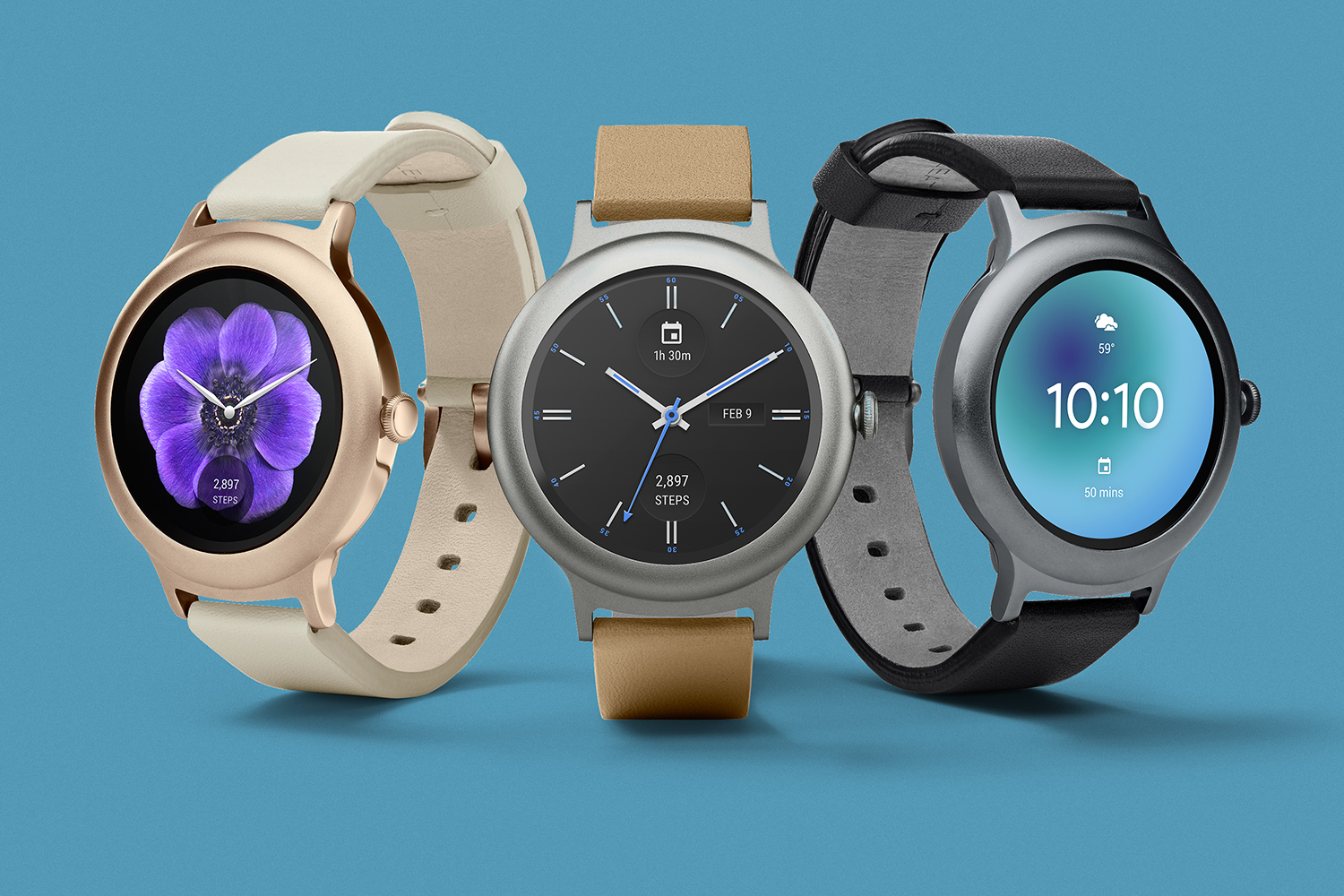 LG Watch Style And Sports Watches