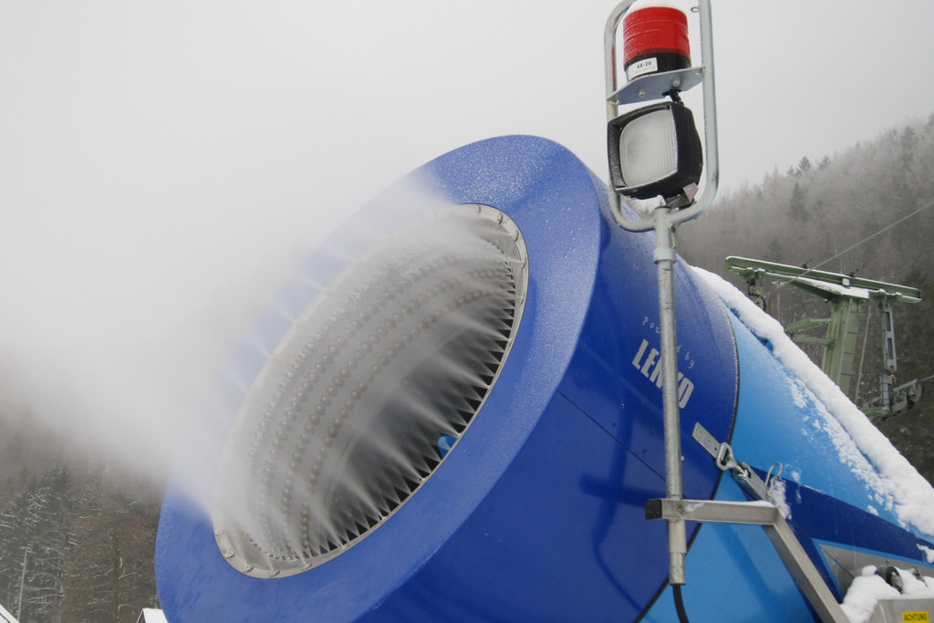 Norwegians Are Developing Eco Friendly Snow Machines That