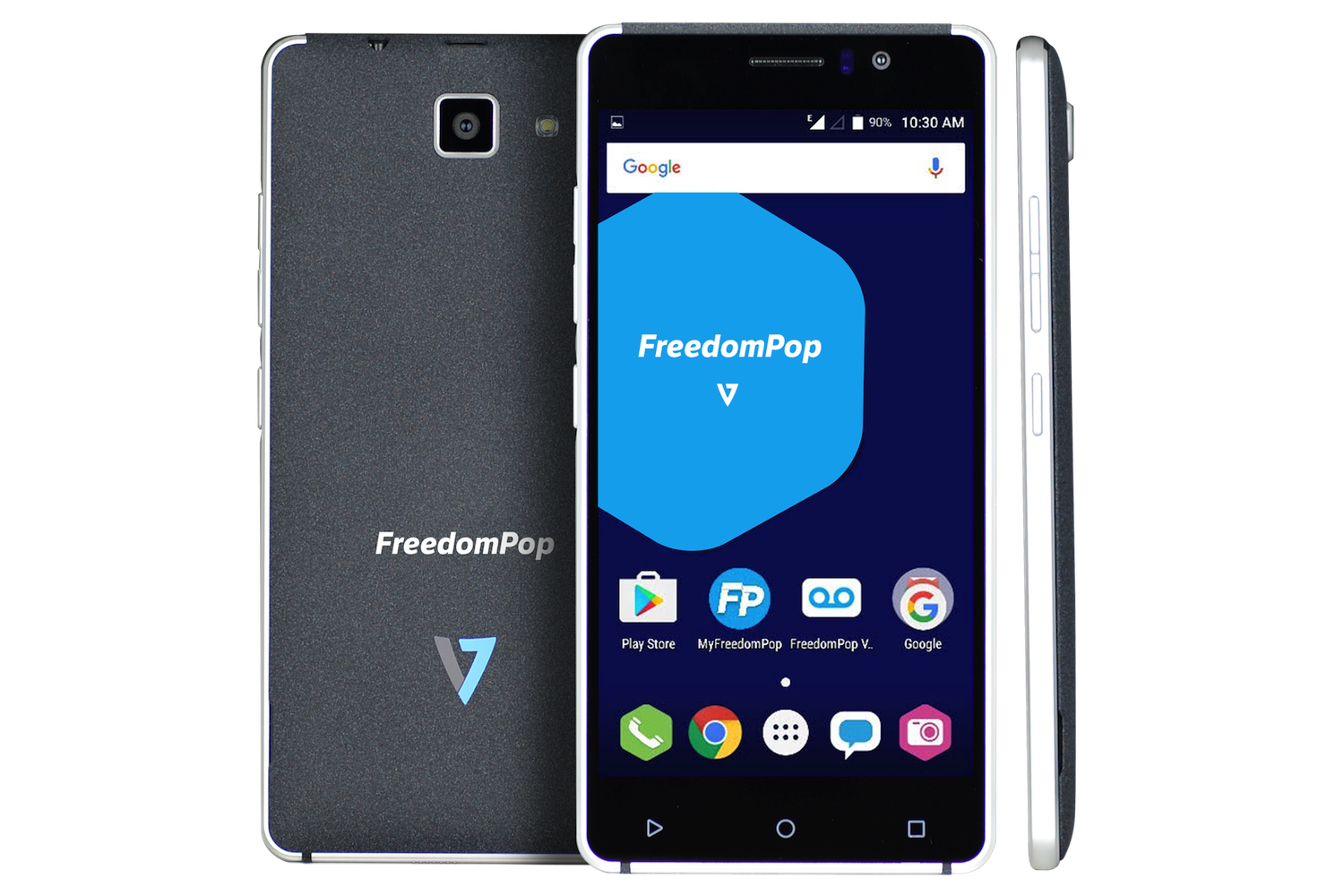 You Only Pay Once Freedompop S First Wi Fi Calling Phone
