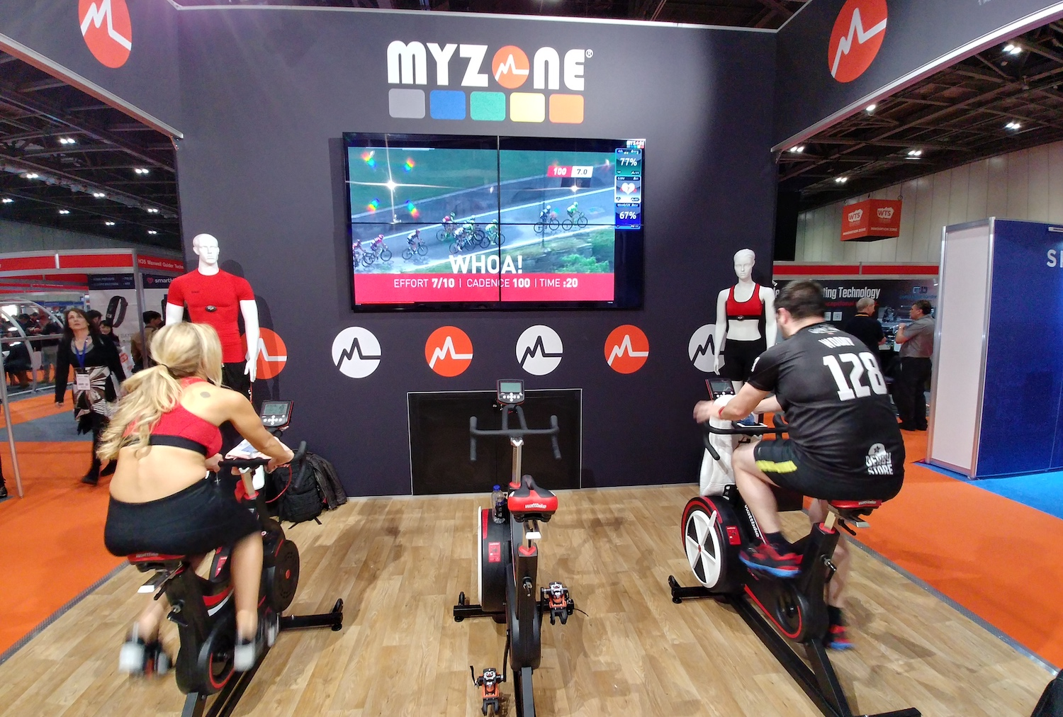 Myzone S Virtual Fitness Classes Will Make You Part Of The