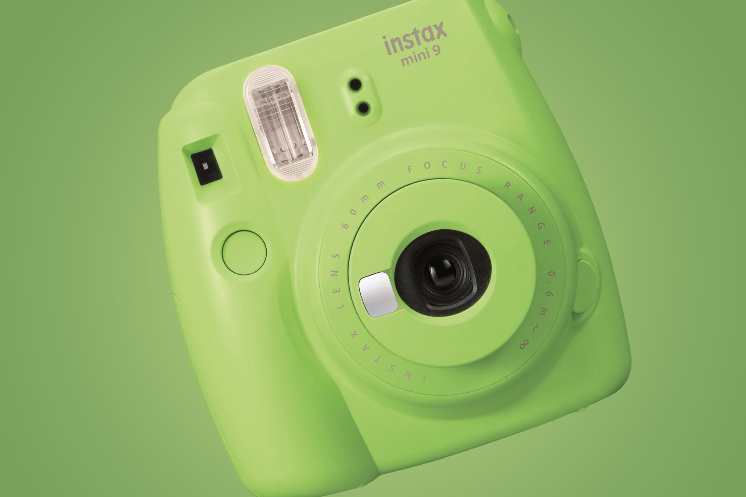 The Instax Mini 9 Is Fujifilm S Latest Instant Photograph