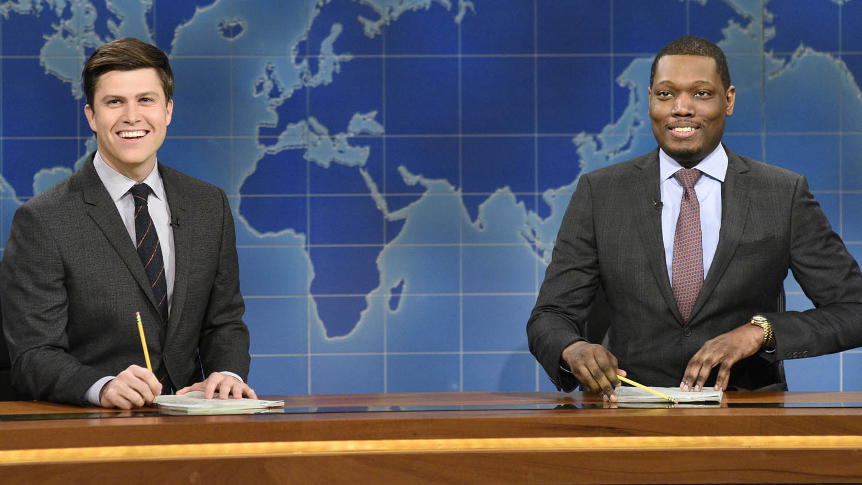 NBC bringing half-hour episodes of SNL's Weekend Update to ...