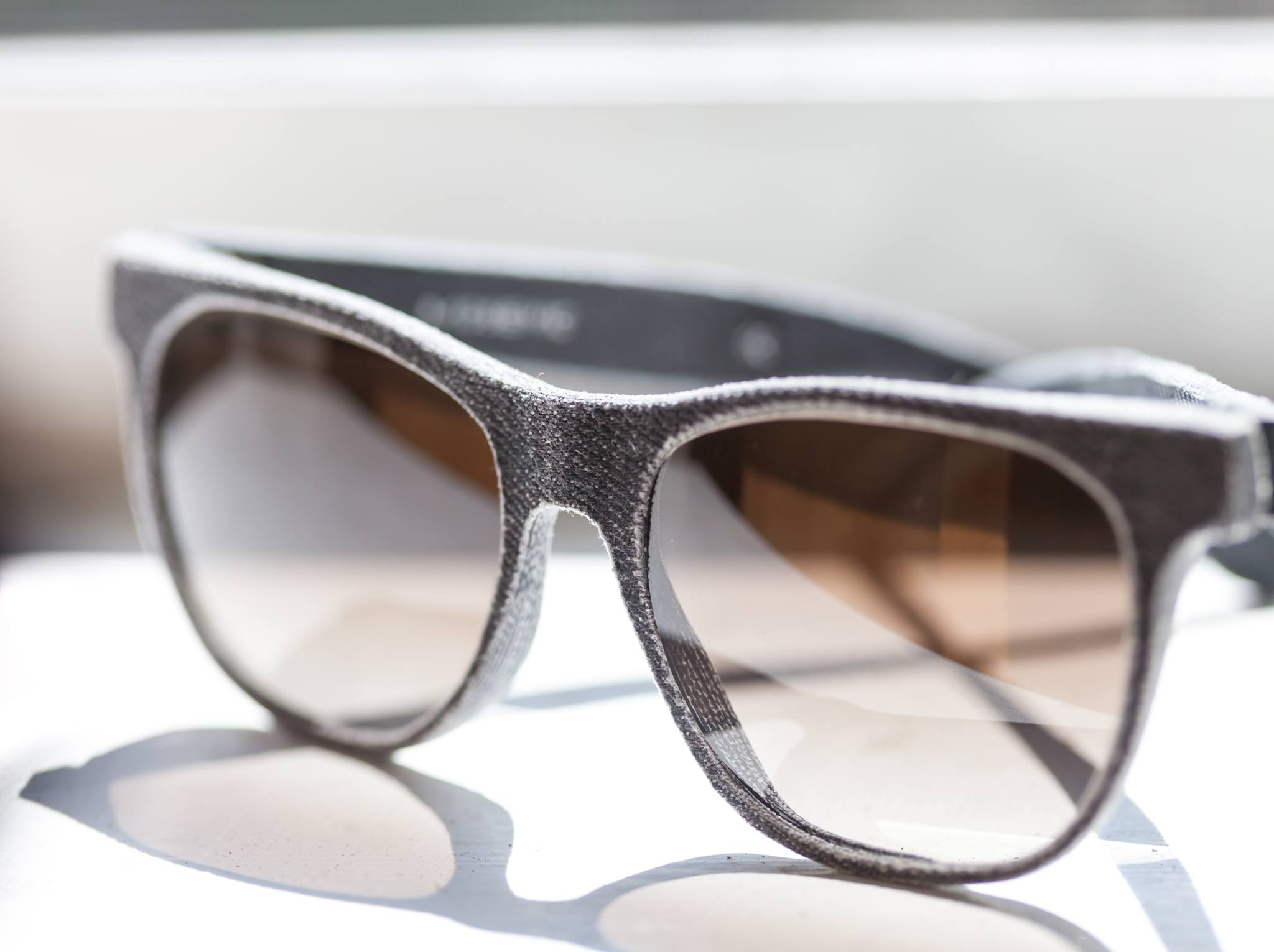 Give Your Old Jeans New Life With Mosevic Denim Sunglasses