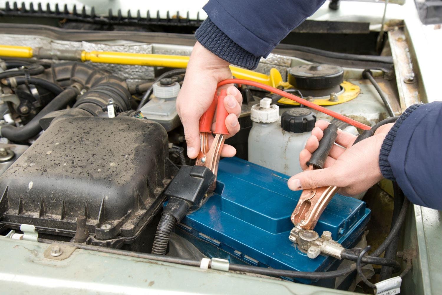 How To Check Charge And Replace A Car Battery Features