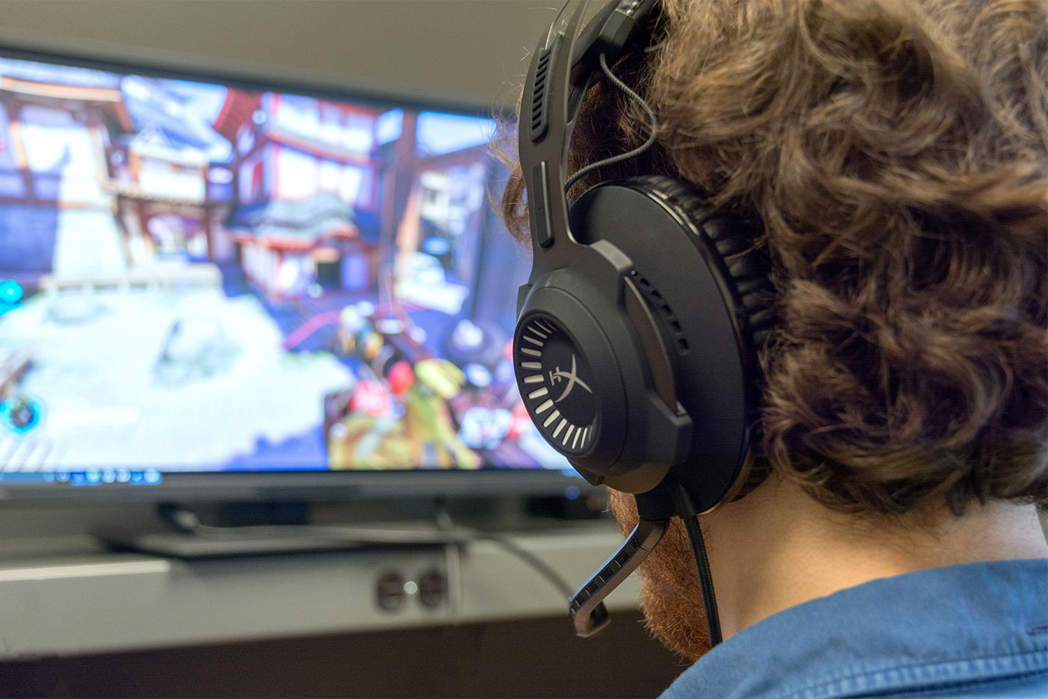 Hyperx Cloud Revolver S Gaming Headset Review Digital Trends