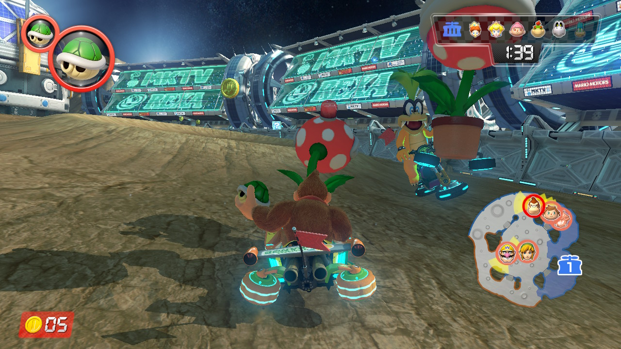 Mario Kart 8 Deluxe: Battle Mode Guide   Tips and Tricks