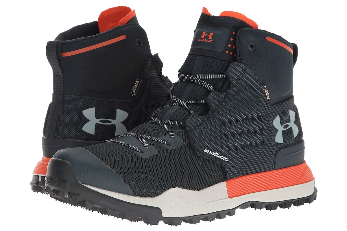 Under Armour S New Hiking Boots Have The Soul Of A