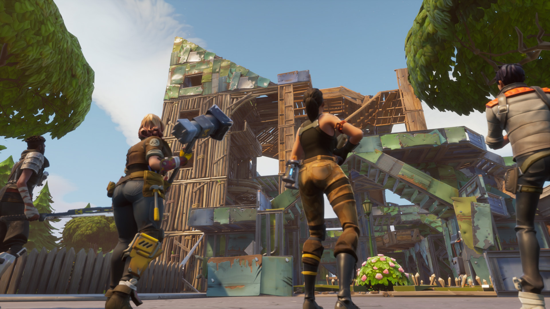 Epic Games' long-awaited 'Fortnite' is only a few short ...