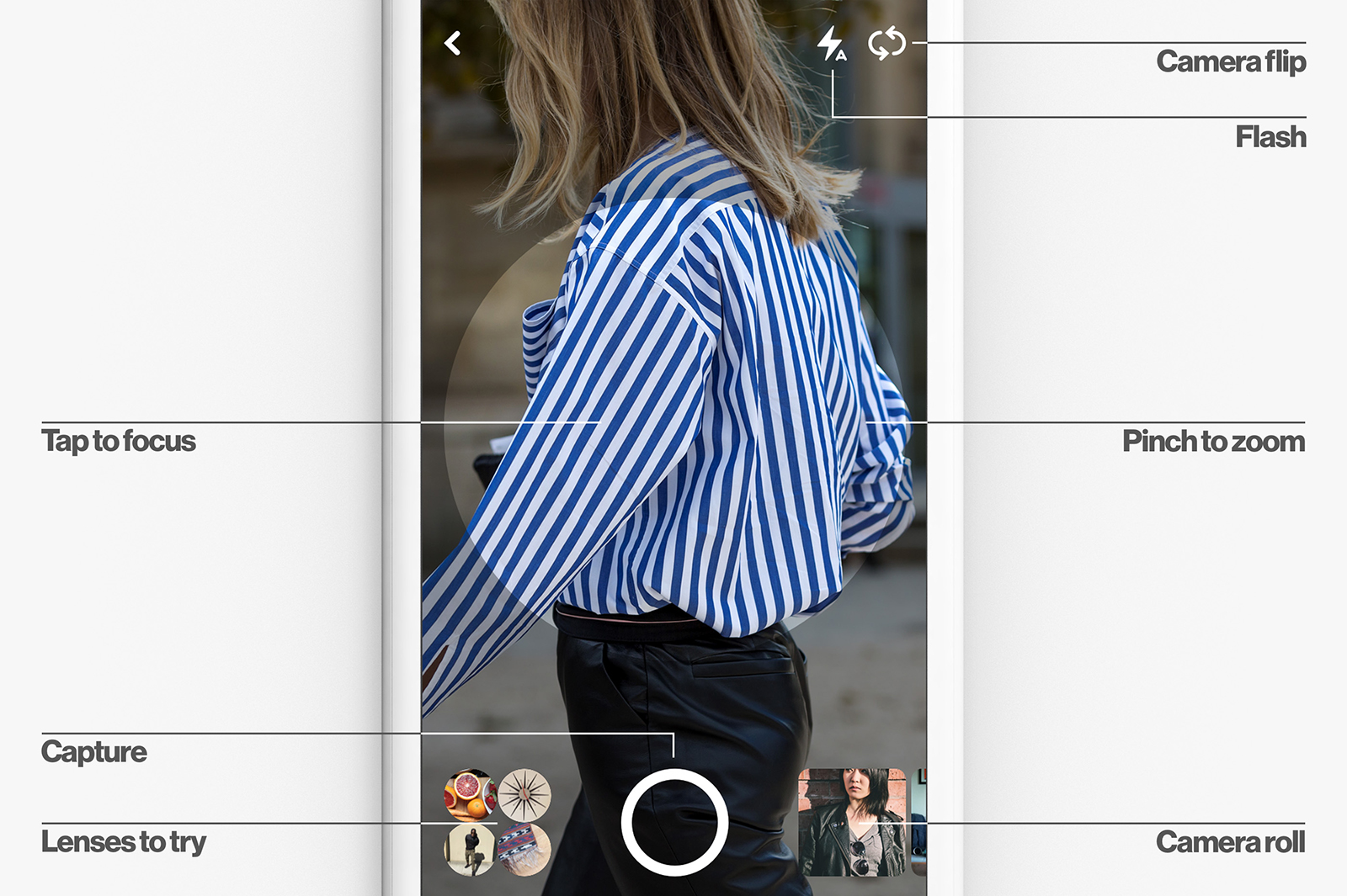 Pinterest: What Not To Wear: Pinterest Lens Suggests Outfits Based On