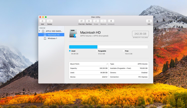 MacOS High Sierra Review