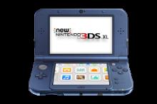 Nintendo 3ds xl specs