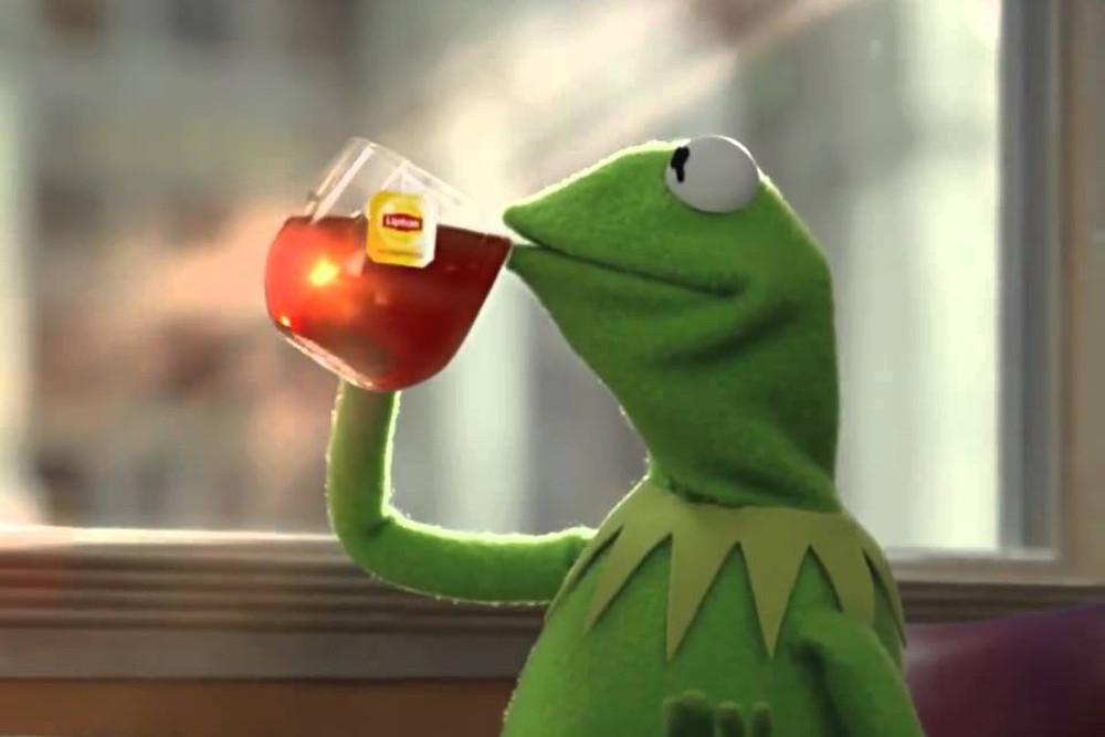 Kermit the frag