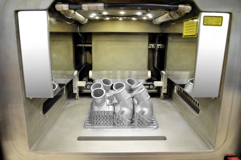 D Printer Metal Car Parts