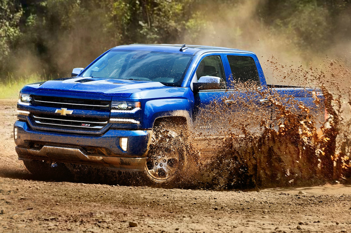 Here's everything you need to know about the 2018 Chevy Silverado 1500