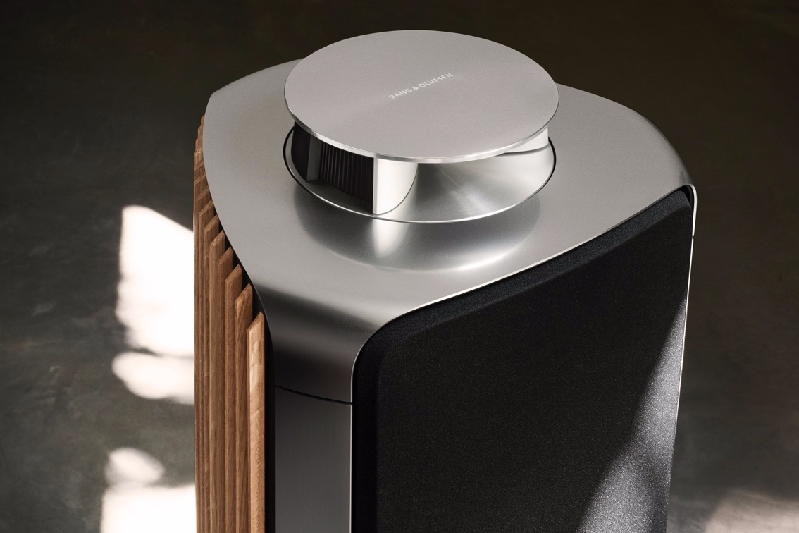 bang olufsen s beolab 50 speakers are a dream for. Black Bedroom Furniture Sets. Home Design Ideas
