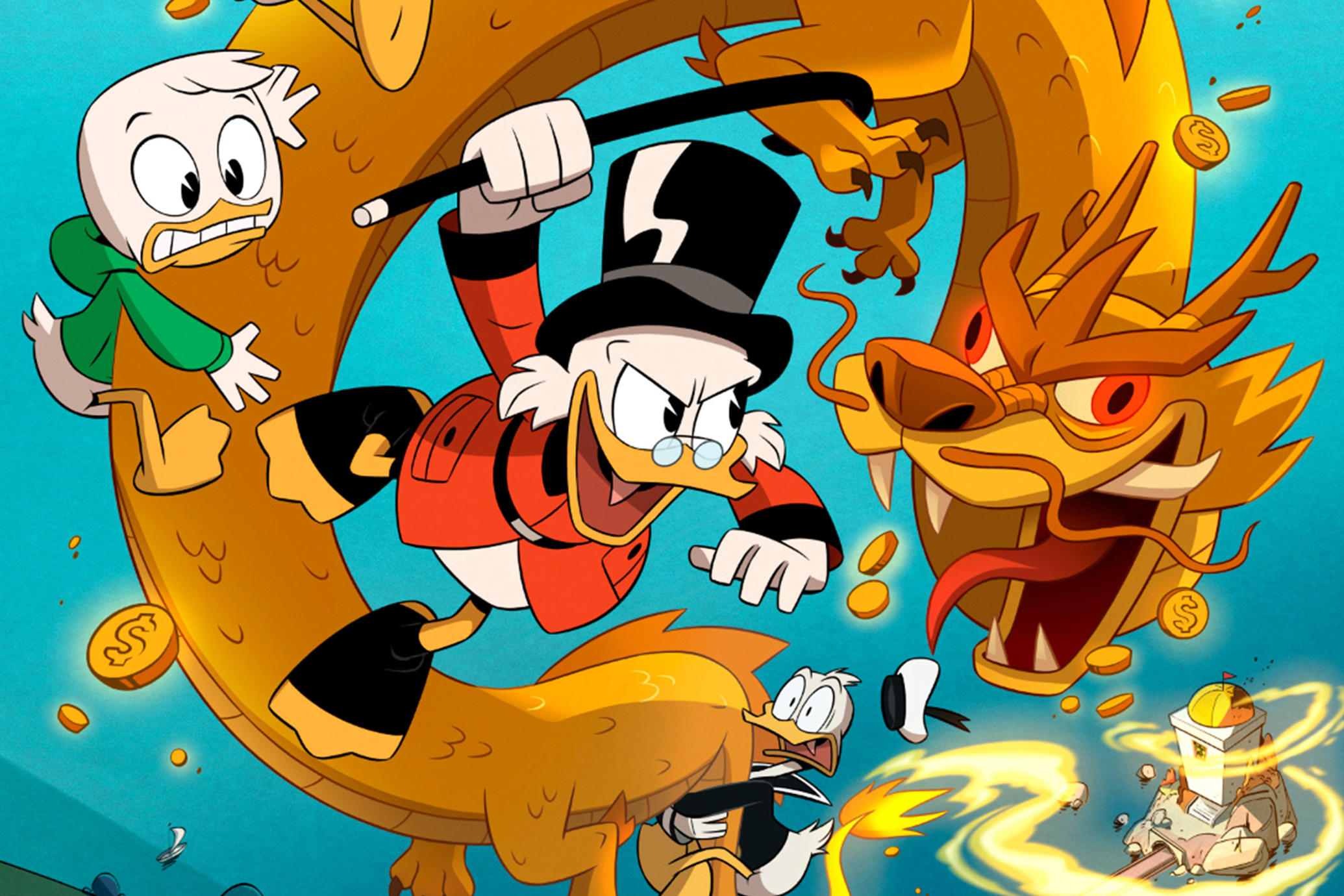 Ducktales Has Returned And You Can See The First
