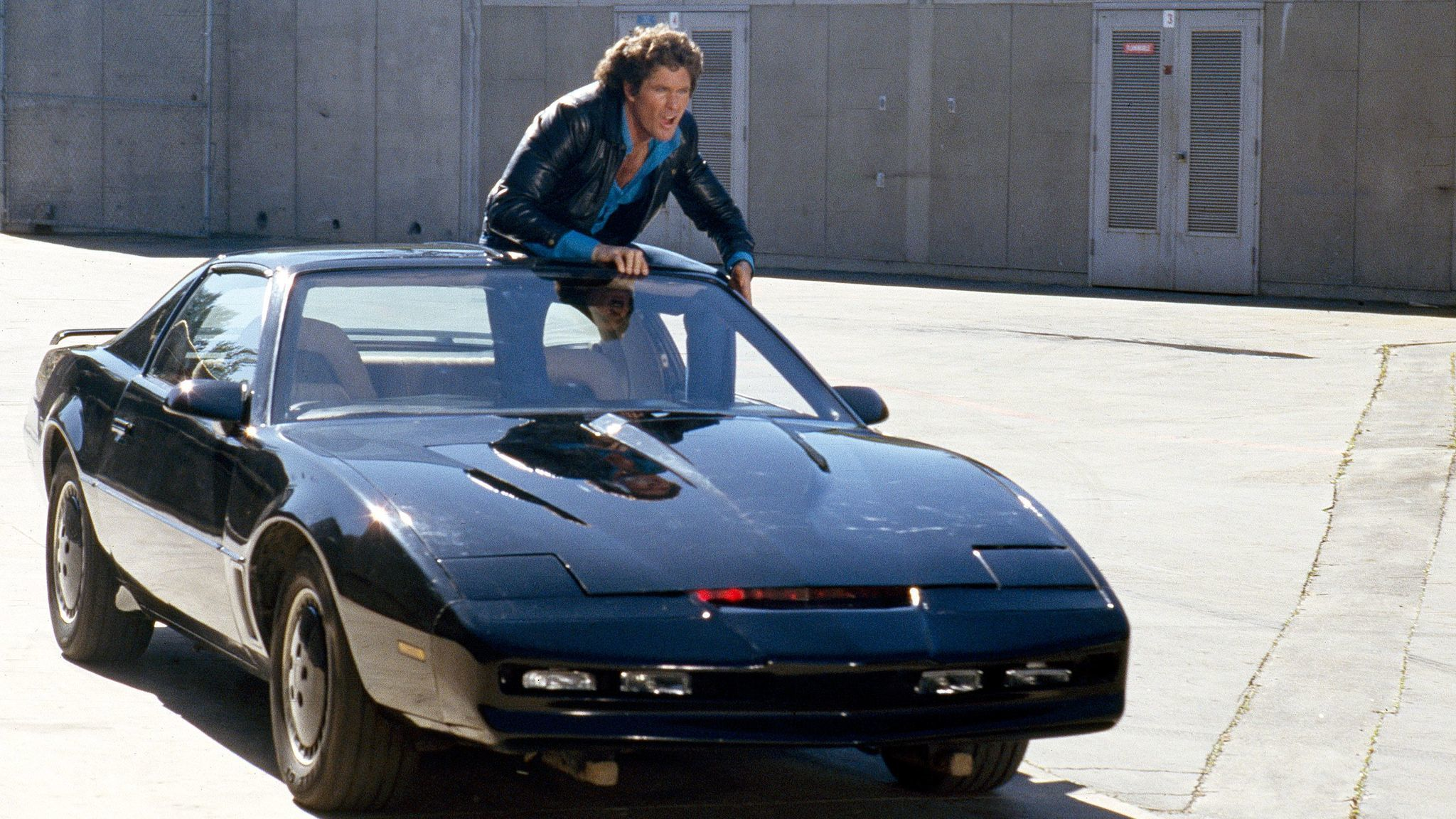 a knight rider reboot is on the way and it could star. Black Bedroom Furniture Sets. Home Design Ideas