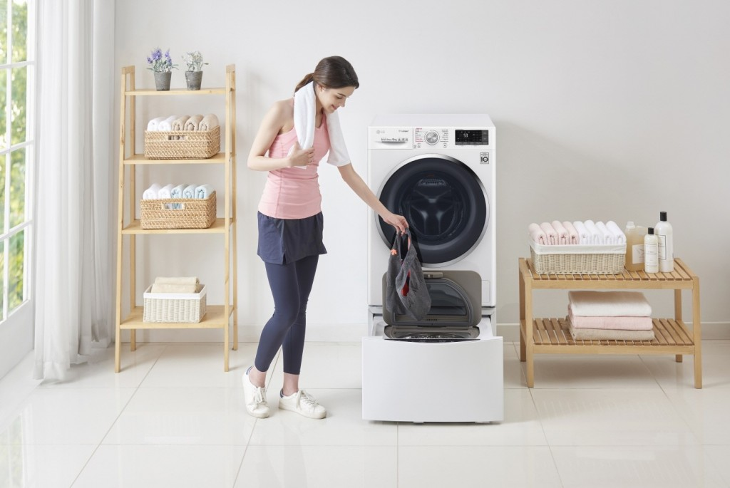 Lg Total Clothing Care Solution Covers All Bases With