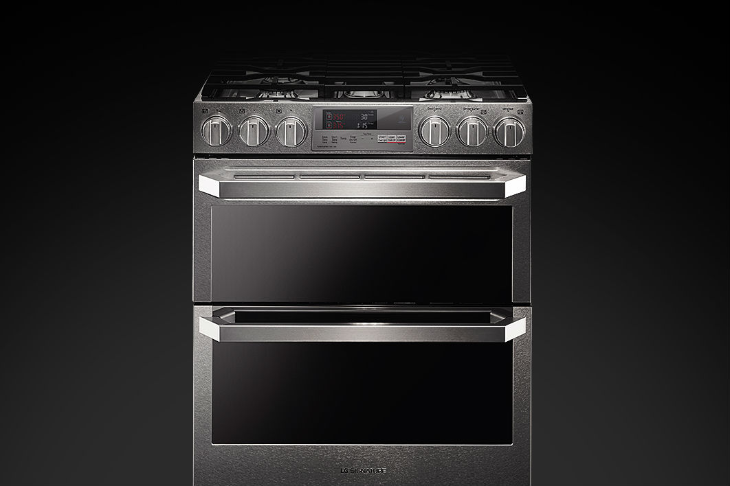 Lg Signature S New Oven And Dishwasher Are Energy