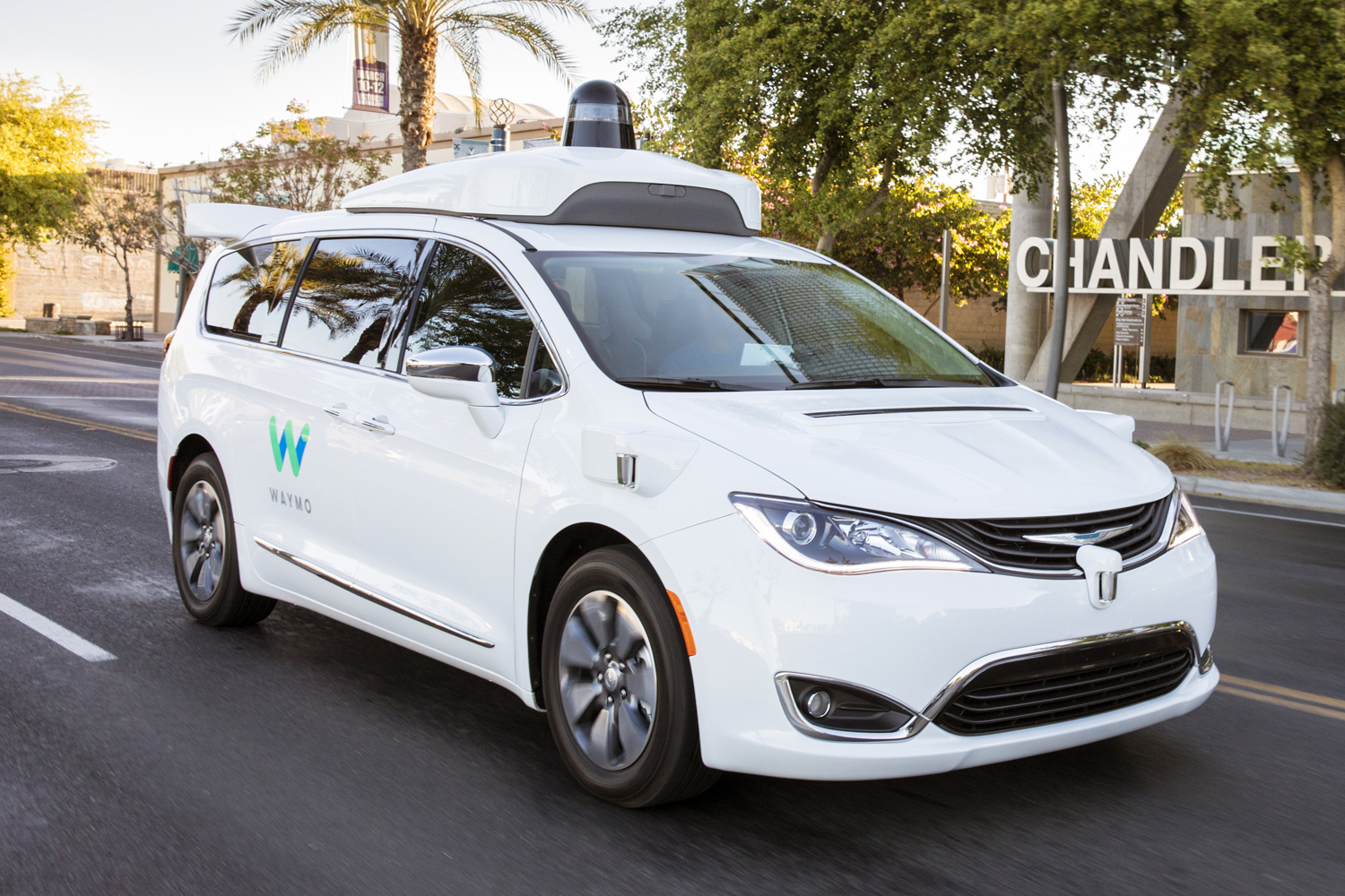 Waymo S Cars Could Soften Prior To Impact To Help Protect